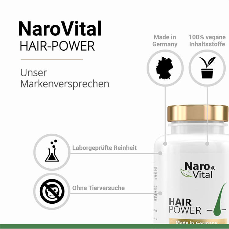 NaroVital Markenversprechen